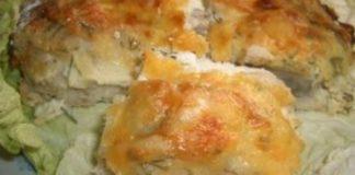 рыба в сметане запеченная в духовке