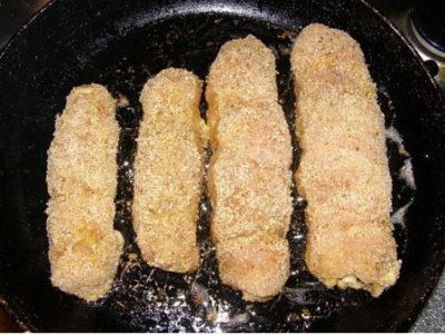 Рулет из куриного филе