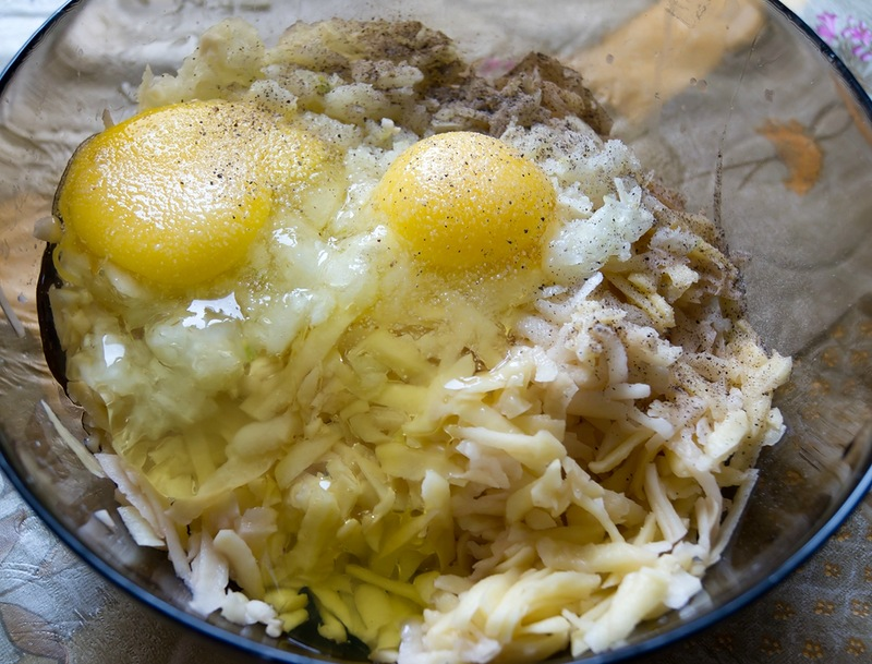 Рецепт драников из картошки пошагово с луком