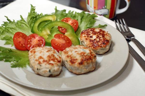 Блюда из рыбного фарша в духовке диетические