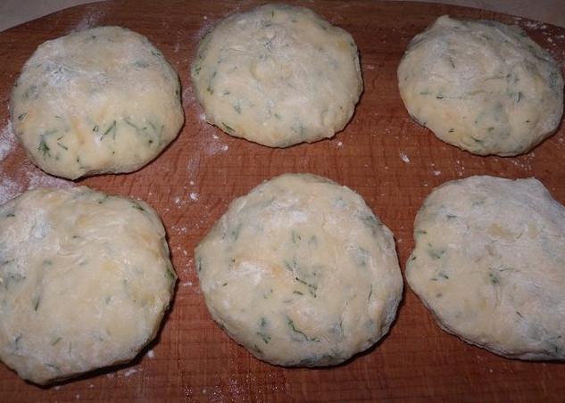 Как сделать картофельные биточки