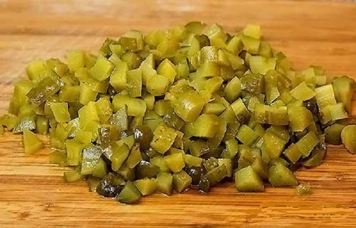 охотничий салат