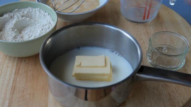 рецепт приготовления крема для эклеров