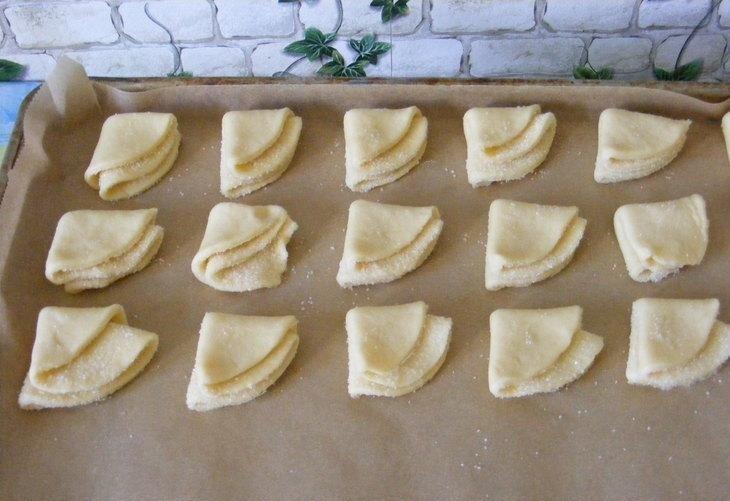 Творожные печенья рецепт пошагово видео