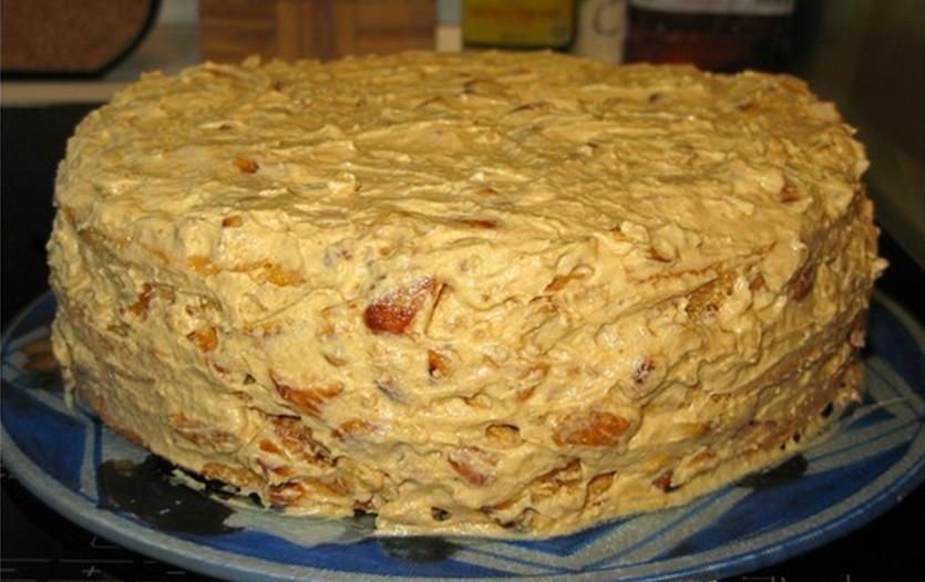 рецепт приготовления торта три шоколада