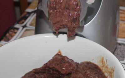 оладьи из печени