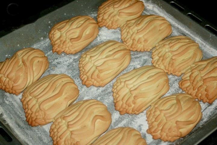 Домашнее печенье через мясорубку пошагово с