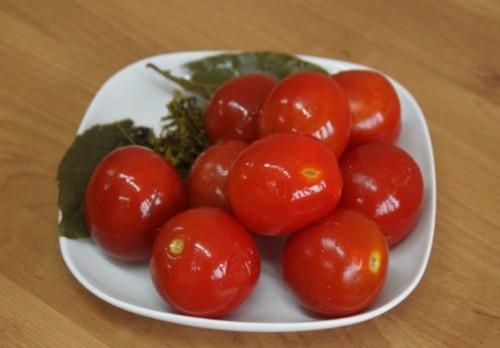 Засолка помидоров