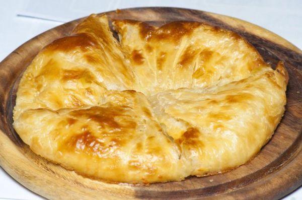 Грузинская лепешка с сыром рецепт с фото