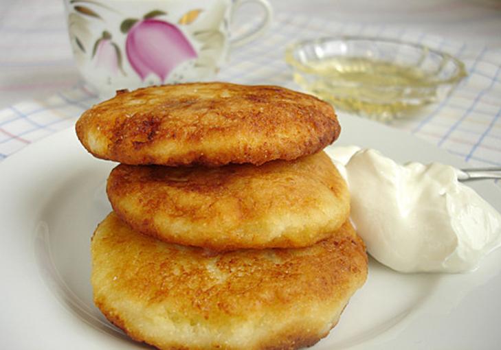 Сырники из творога без муки в духовке рецепт с фото пошагово