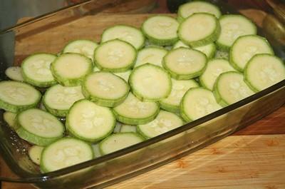картошка с кабачками