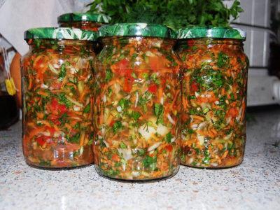 Заправка для супов на зиму рецепты очень вкусно