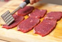 Как сделать мясо мягким