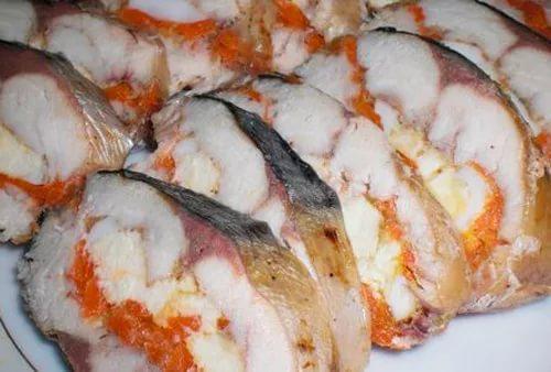 Рыба в блинчиках рецепт