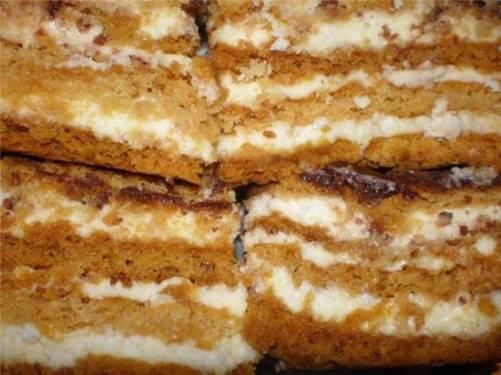 Тесто для медовика рецепт с фото