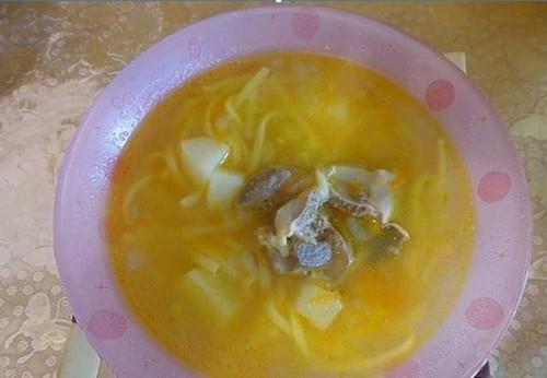 рецепт просто супа картофельного с