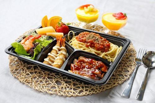 Доставка домашней еды