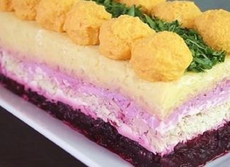 salat-iz-kuricy-i-svekly