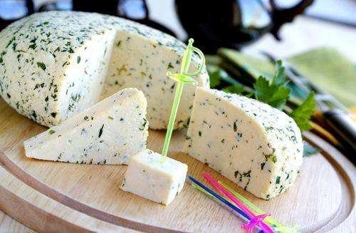 как делать сыр