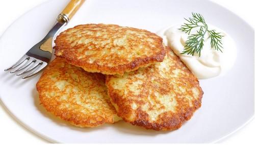 Рецепт драников из картошки