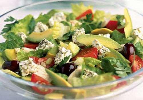 Вкусный салат