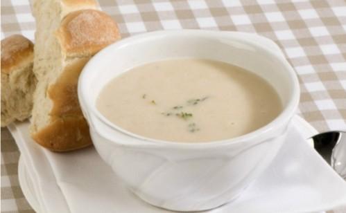 Суп пюре с куриной грудкой