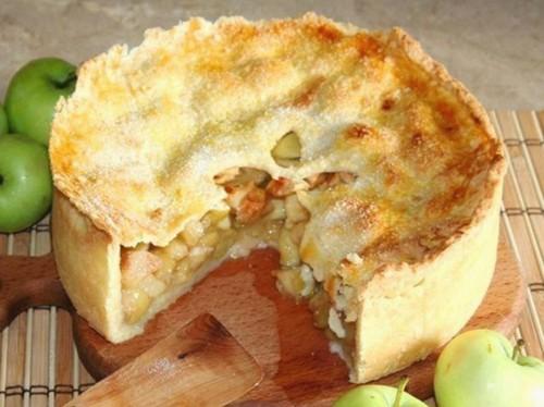 Яблочный пирог – пай