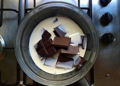 торт из шоколада