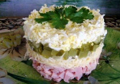 Быстрый салат
