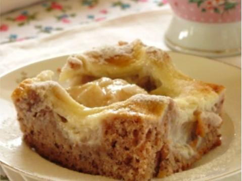 Пирожные с орехами