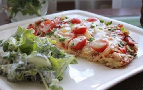 Рецепт пиццы из картофеля