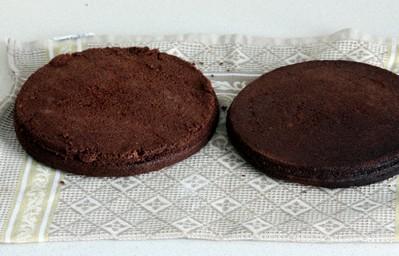 торт с черемухой