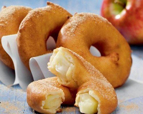 Рецепт пончиков
