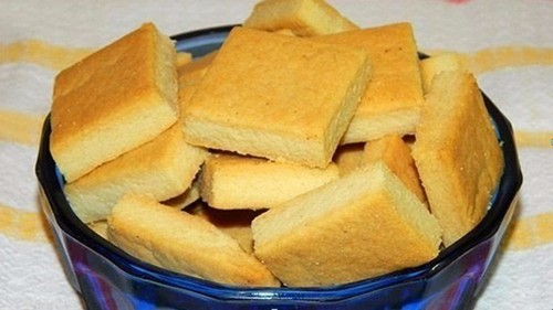 рассыпчатое печенье