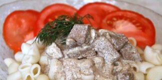 recept-govyazhej-pecheni-s-lukom-v-smetane